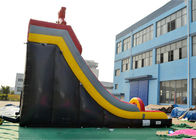 Ice Age Theme Inflatable Slide Rental Double Slide With Palm Tree / Inflatable Ice Age Slide nhà cung cấp