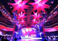 Party / Event Ceiling Decoration Inflatable Star/ LED Star Light nhà cung cấp
