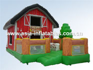 PVC inflatable combos/ inflatable jumping castle bouncy house combo nhà cung cấp