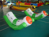 Playing Center Single Tube Inflatable Water Seesaw For A Couple Of Adults nhà cung cấp