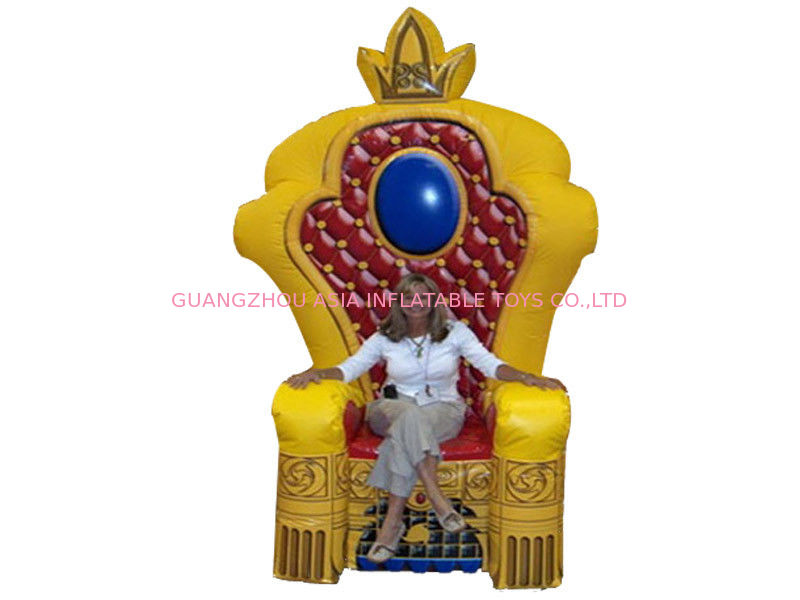 Advertising Inflatable King Chair nhà cung cấp