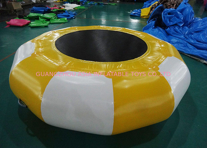 Hot Sale Platinum Supertramp Water Trampoline ,  Inflatable Water Games nhà cung cấp