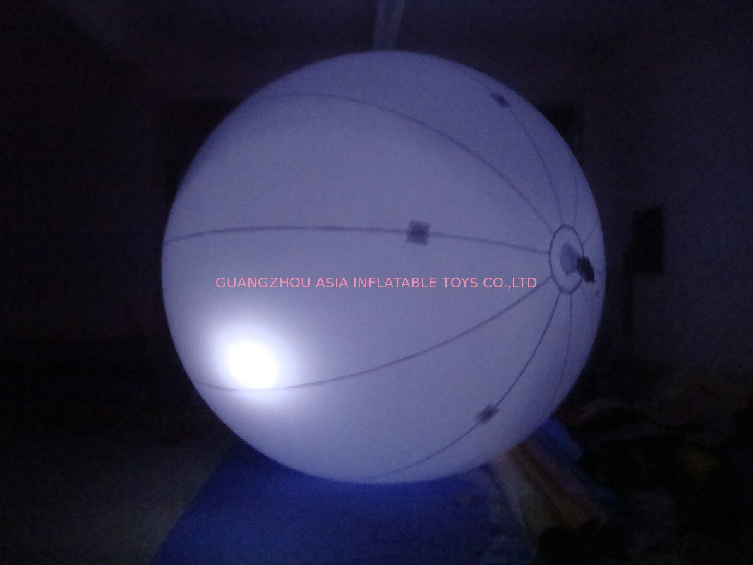led inflatable balloon for advertising nhà cung cấp