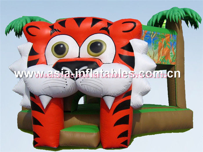 Colorful giant inflatable combo /inflatable combo course for fun/inflatable combo for kids games nhà cung cấp