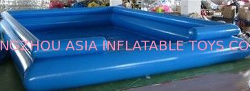 Colourful Double Pool Kids Inflatable Pool for Water Games Play nhà cung cấp