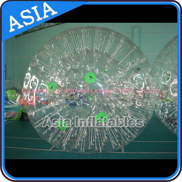 Fun Inflatable Color Dots Zorb Ball Crazy Giant Hamster Ball nhà cung cấp