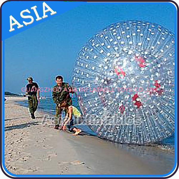 Grass ,  Hill Clear Human Hamster Zorb Ball 0.8mm or 1.0mm nhà cung cấp
